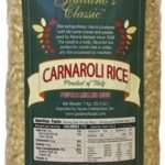 The best rice, processed the same way as they did in 1648